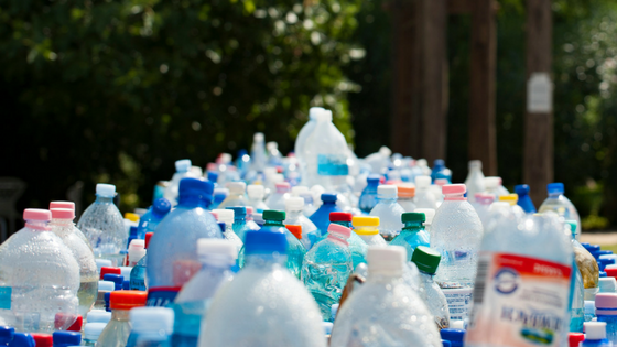 reducing plastic bottles