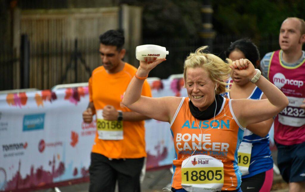 Bone Cancer Research Trust Runner